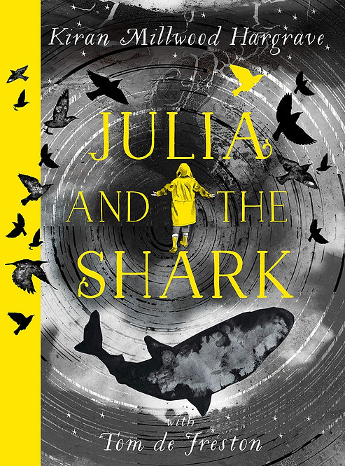 Julia and the Shark - SIGNED 1st editions