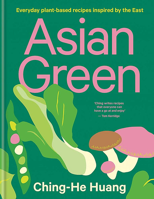 Asian Green - SIGNED bookplate edition!