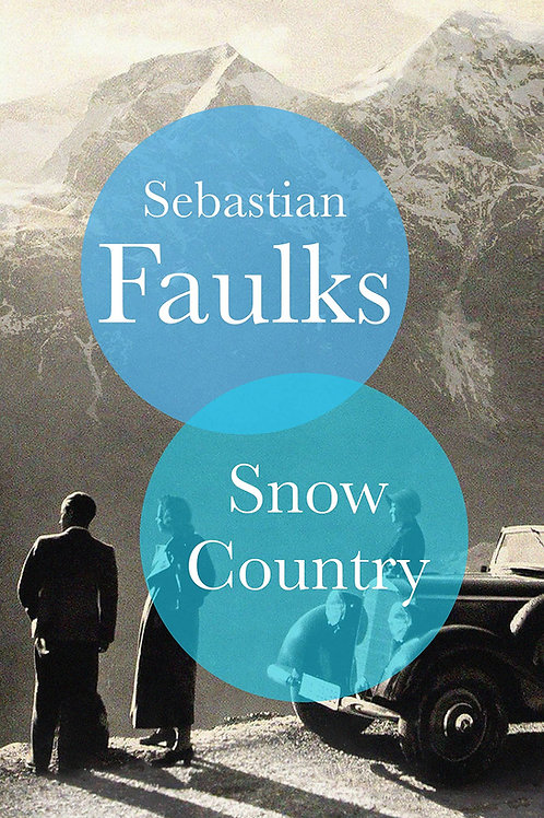 PRE-ORDER Snow Country  – 2 Sept. 2021