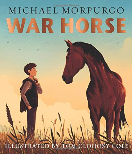 War Horse (Picture Book) - with SIGNED bookplate!