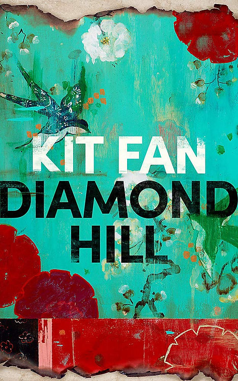 Diamond Hill - with SIGNED bookplates