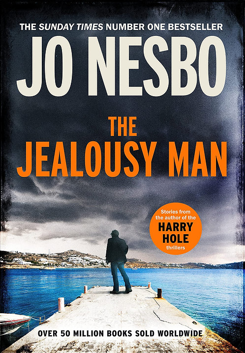 PRE-ORDER The Jealousy Man and Other Stories - 30/9
