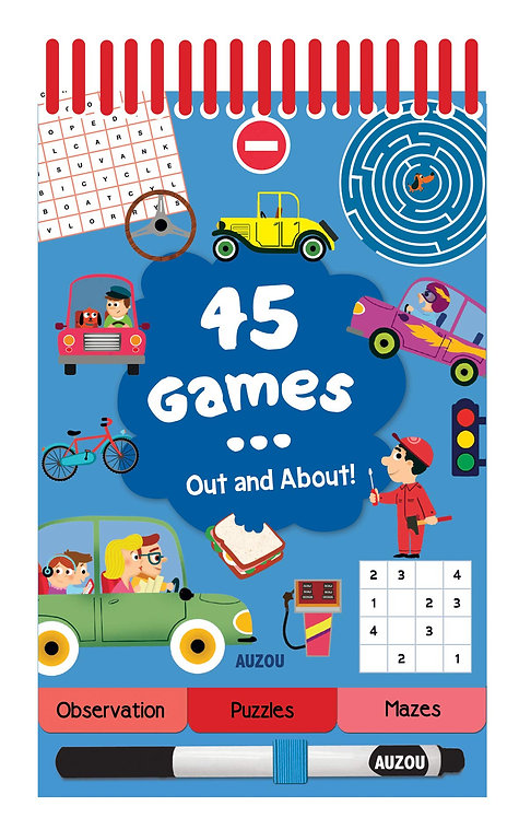 Out and About (45 Games)