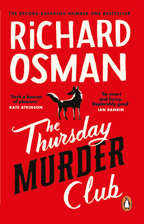The Thursday Murder Club (PB) - SIGNED indie Exclusive Editions