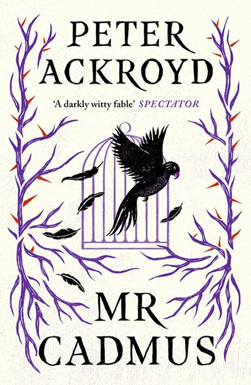 Mr Cadmus (PB) - with SIGNED bookplates!