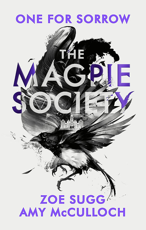 PRE-ORDER One for Sorrow - The Magpie Society - Out Oct. 29th