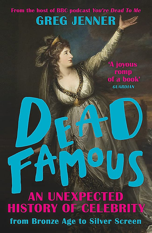 Dead Famous (PB) - with signed/dedicated bookplate*