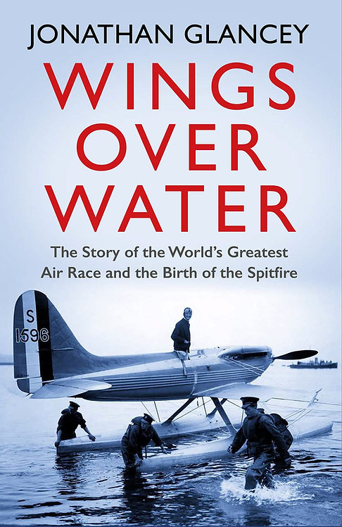 Wings Over Water - with SIGNED bookplates!