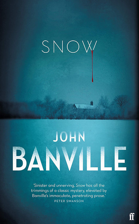 Snow - with SIGNED bookplate