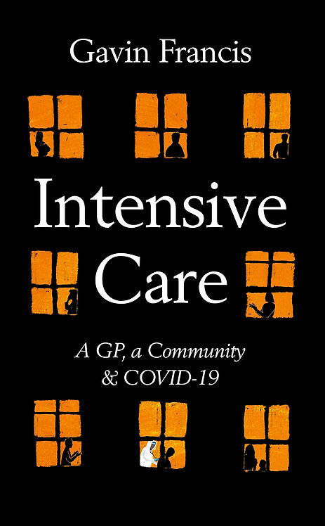 Intensive Care - with SIGNED bookplate!