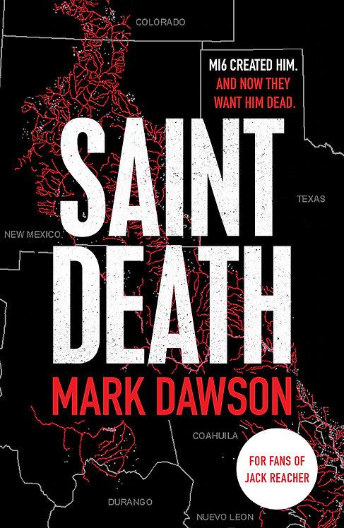 PRE-ORDER Saint Death - 29/4/21
