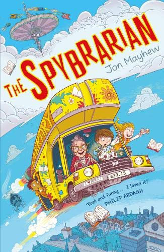 The Spybrarian