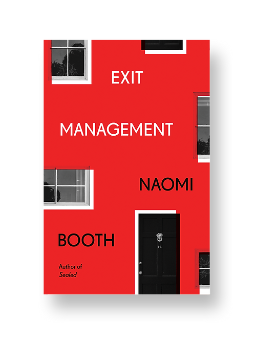 Exit Management - signed by Naomi!