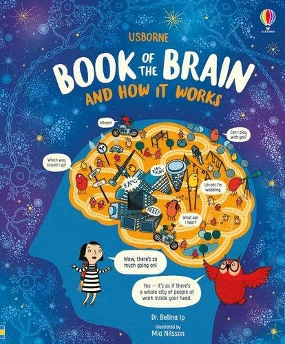 The Usborne Book of the Brain and How It Works (HB)