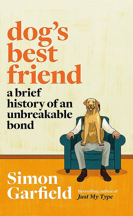 Dog's Best Friend - with SIGNED bookplate!