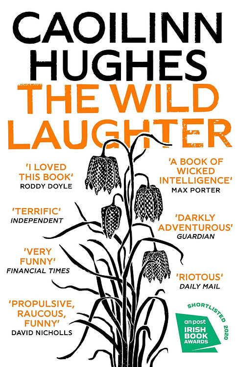 The Wild Laughter - with SIGNED bookplates!