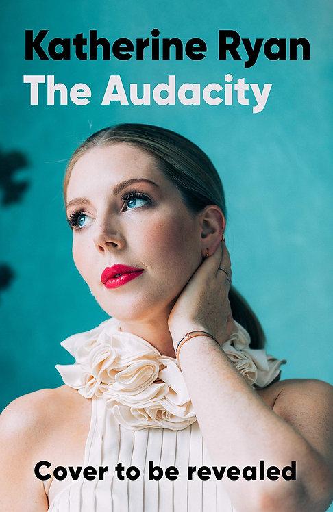 PRE-ORDER Katherine Ryan: The Audacity - 30th Sept. 2021