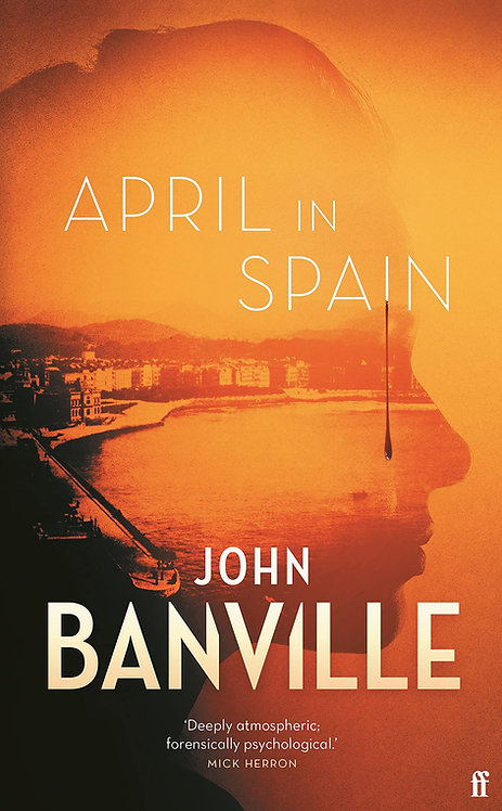 April in Spain - with SIGNED bookplate