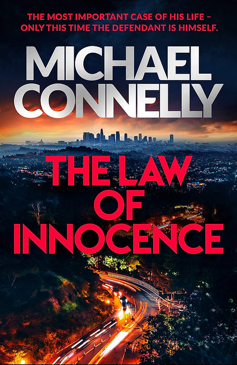 The Law of Innocence - SIGNED 1st Editions