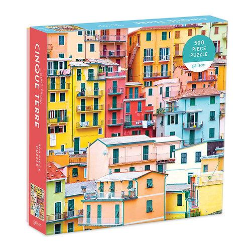 Ciao from Cinque Terre 500 Piece Puzzle
