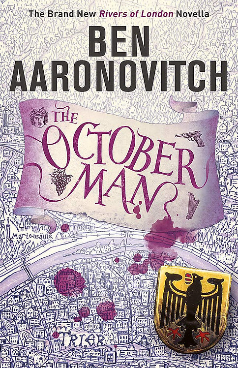 October Man - SIGNED BOOKPLATE EDITION!