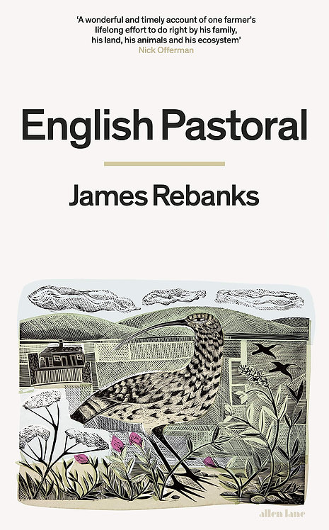 English Pastoral - SIGNED FIRST EDITION!