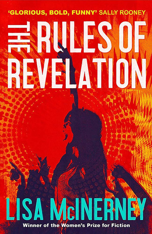The Rules of Revelation - SIGNED 1st edition