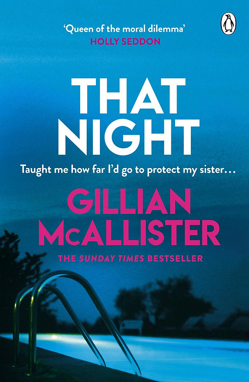 That Night - with SIGNED bookplate!
