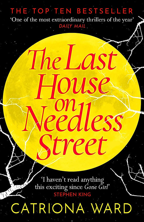 The Last House on Needless Street (PB)  - with SIGNED bookplate