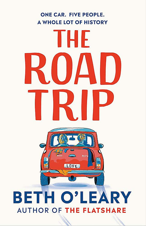 PRE-ORDER The Road Trip - out 29/4