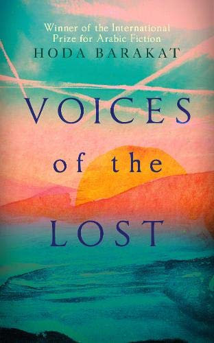 Voices of the Lost - with SIGNED bookplate!