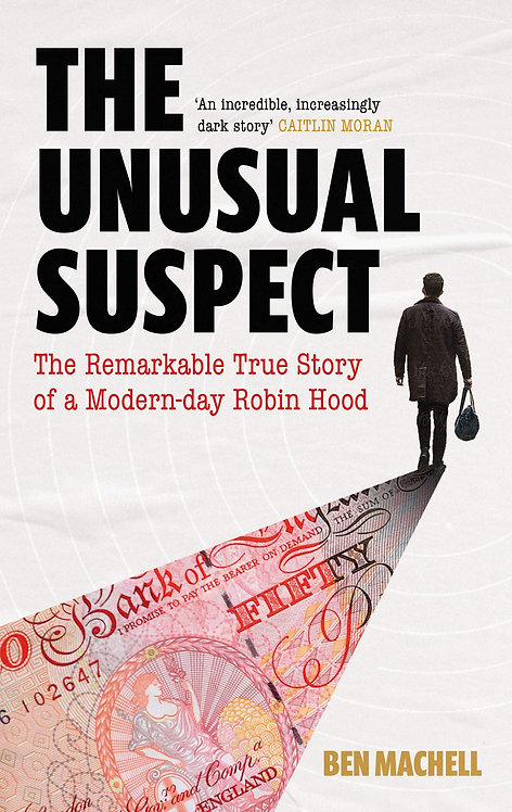 PRE-ORDER The Unusual Suspect - 21/1/21