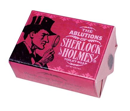 Sherlock Holmes: Literary-themed soap