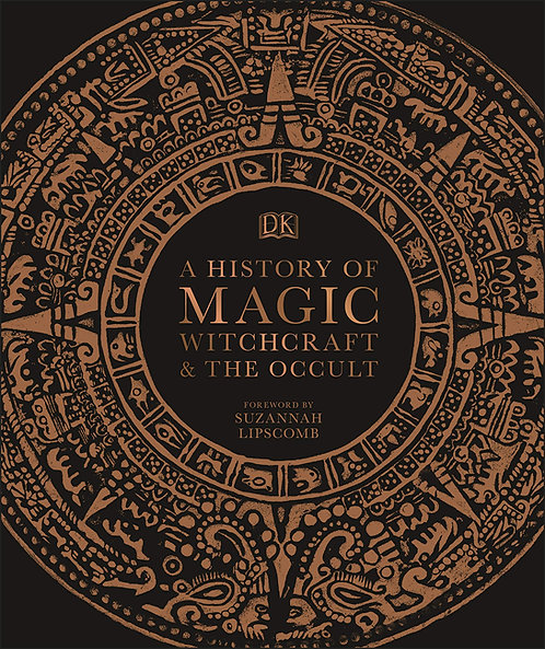 A History of Magic, Witchcraft and the Occult- with signed bookplate!