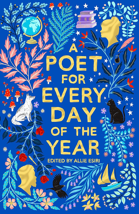 A Poet For Every Day of the Year - SIGNED edition