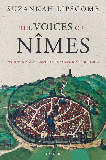 The Voices of Nîmes - with signed bookplate