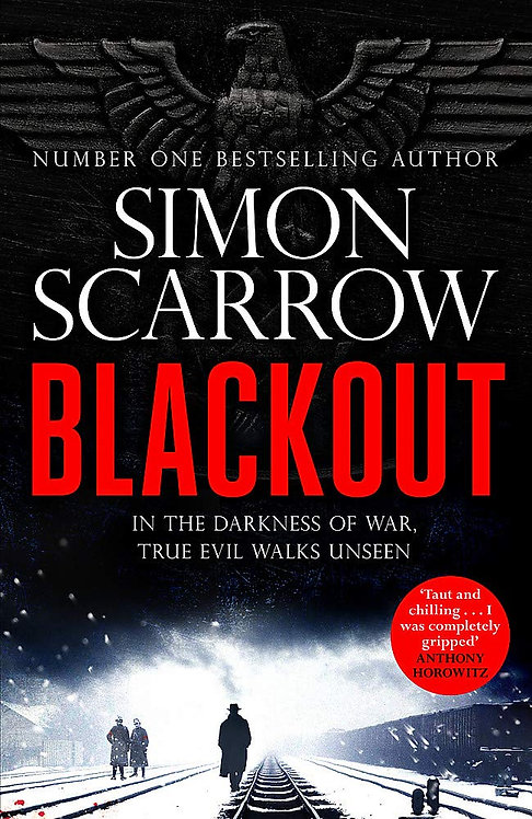 Blackout - SIGNED 1st editions