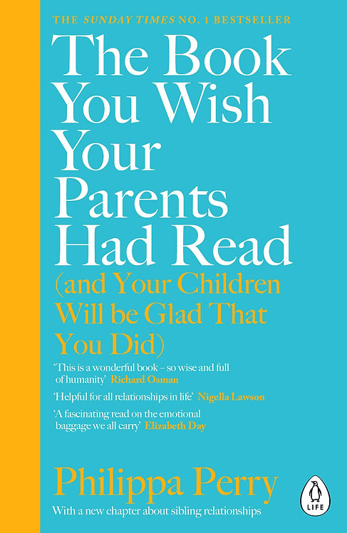 The Book You Wish Your Parents Had Read...