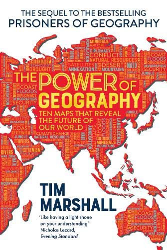 PRE-ORDER The Power of Geography - 22/4/21