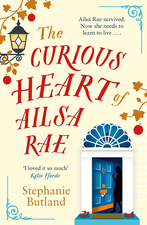 Curious Heart of Ailsa Rae - with SIGNED bookplate!