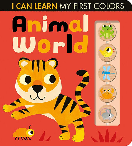 Animal World (I Can Learn)