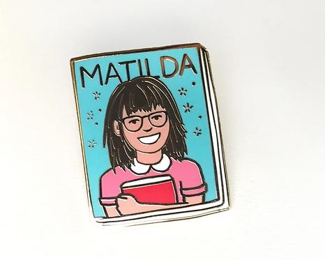 Book Pin: Matilda