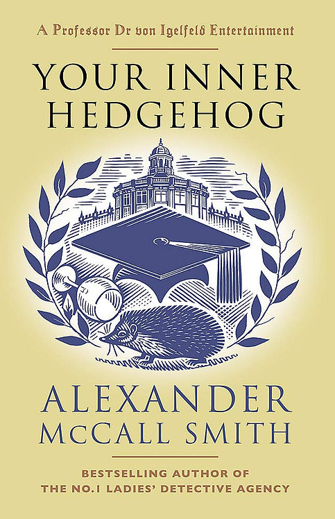 Your Inner Hedgehog -  with SIGNED bookplate