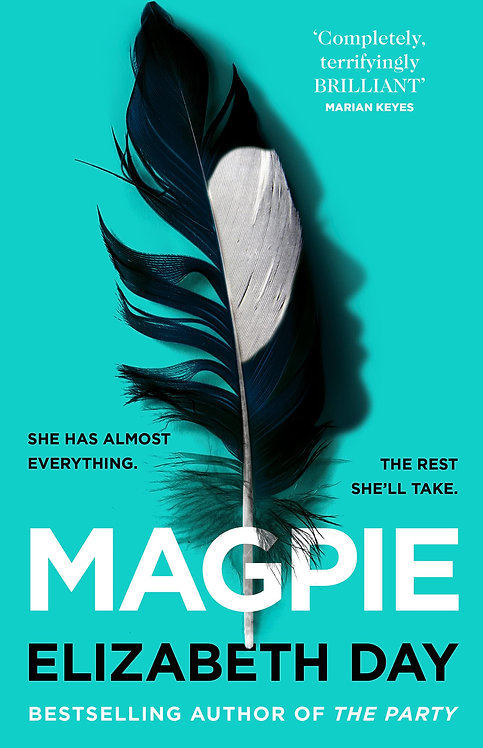 Magpie- SIGNED 1st editions!