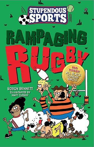 Rampaging Rugby (Stupendous Sports): 1