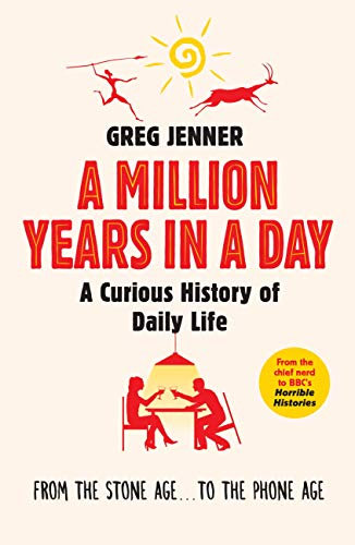 A Million Years in a Day - with personalised bookplate