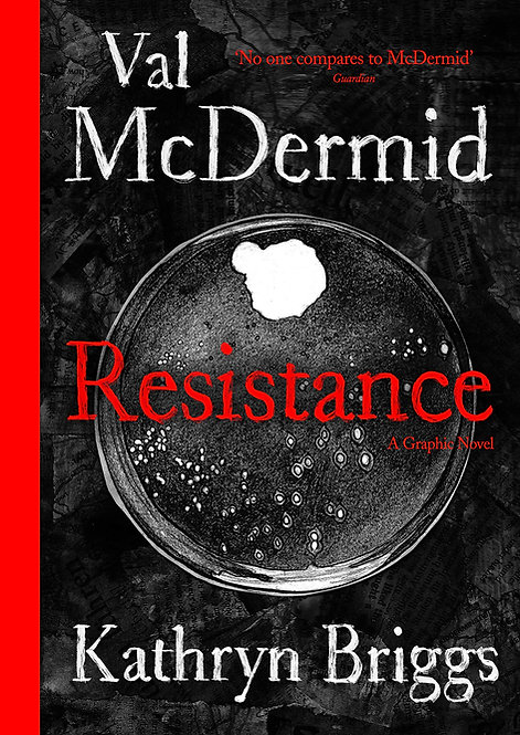 Resistance: A Graphic Novel - with SIGNED bookplate