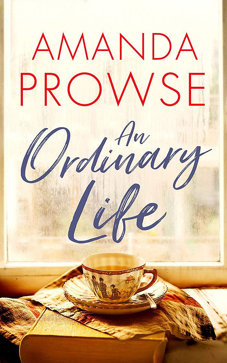 An Ordinary Life - with SIGNED bookplate!