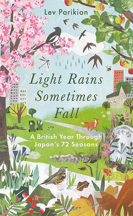Light Rains Sometimes Fall - with SIGNED bookplates!