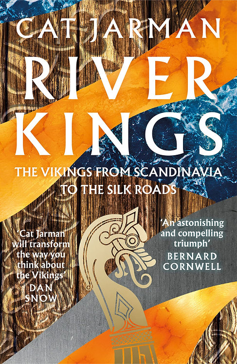River Kings (PB) - with SIGNED bookplate!
